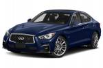 Infiniti Q50 rims and wheels photo
