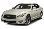 Infiniti Q70h rims and wheels photo