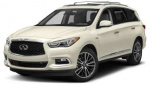 Infiniti QX60 Hybrid rims and wheels photo