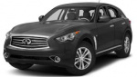 Infiniti QX70 rims and wheels photo