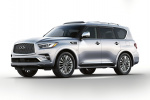 Infiniti QX80 rims and wheels photo
