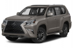 Lexus GX 460 rims and wheels photo
