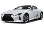 Lexus LC 500h rims and wheels photo