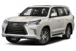 Lexus LX 570 rims and wheels photo