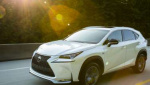 Lexus NX 200t rims and wheels photo