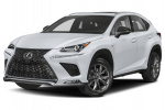 Lexus NX 300 rims and wheels photo