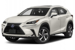 Lexus NX 300h rims and wheels photo