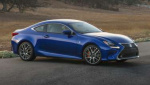 Lexus RC 200t rims and wheels photo