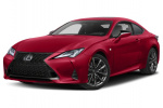 Lexus RC 300 rims and wheels photo