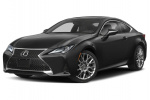 Lexus RC 350 rims and wheels photo