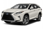 Lexus RX 450hL rims and wheels photo
