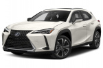 Lexus UX 250h rims and wheels photo