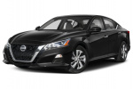 Nissan Altima rims and wheels photo