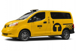 Nissan NV200 Taxi rims and wheels photo