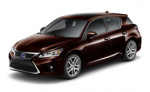 Lexus CT 200h rims and wheels photo