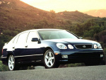 Lexus  GS 400 rims and wheels photo