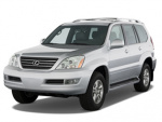 Lexus  GX 470 rims and wheels photo