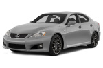 Lexus IS-F rims and wheels photo