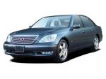 Lexus  LS 430 rims and wheels photo