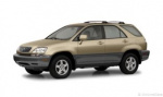 Lexus  RX 300 rims and wheels photo