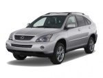 Lexus  RX 400h rims and wheels photo