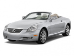 Lexus  SC 430 rims and wheels photo