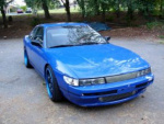 Nissan S13 rims and wheels photo